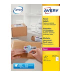 Avery L7165-40 L7165-40 Wit adreslabels 3266550263419