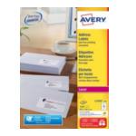 Avery L7163-250 L7163-250 Wit zelfklevendevend label adreslabels 5014702810282