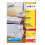 Avery L7159-100 L7159-100 Wit adreslabels 3266550260241