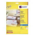 Avery J8160-10 White Address Label - Inkjet - J8160 Wit 3266550165423