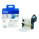 Brother DK-11207 CD-/DVD-labels film 58 x 58 mm 4977766628174