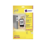 Avery L7120-25 L7120-25 Vierkant Permanent Wit 875 stuksuk(s) etiket 4004182052723
