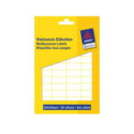 Zweckform 3319 Avery Mini Etiketten, wit, 29,0 x 18,0 mm, permanent klevend 4004182033197