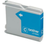 Brother LC-1000C Inktcartridge cyaan 785138361680