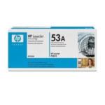 HP Q7553A 53A Tonercartridge 3000 pagina's Zwart 882780389267