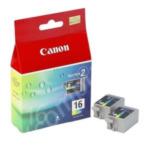 Canon 9818A002 Cartridge BCI-16 3-Color inktcartridge 4960999243641