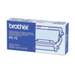 Brother PC-75 Printcassette met donorrol 497776663070