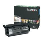 Lexmark T650H31E T650H31E tonercartridge Origineel Zwart 1 stuk(s) 734646064552