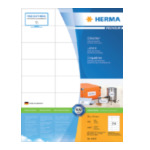 Herma 4464 4464 Wit zelfklevendevend printerlabel printeretiket 4008705044646