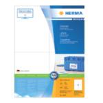 Herma 4676 Etiketten wit 105x148 Premium A4 400 st 4008705046763
