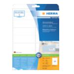 Herma 5076 5076 Wit adreslabels 4008705050760