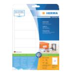 Herma 5056 5056 Wit zelfklevendevend printerlabel printeretiket 4008705050562