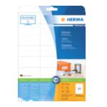 Herma 4390 Etiketten wit 70x37 Premium A4 600 st 4008705043908