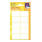 Zweckform 3075 Avery Multipurpose Labels, White 32 x 23 60 stuksuk(s) etiket 4004182030752