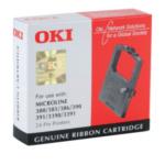 Oki 09002309 09002309 Zwart printerlint 5031713352006