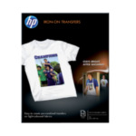 HP C6050A T-shirt transfers, 12 vel, A4/210 x 297 mm 4053162279230