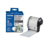 Brother DK-22205 Doorlopende papiertape 62 mm labelprinter-tape 4977766628198