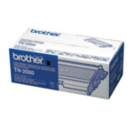 Brother TN-2000 TN2000 2500pagina's Zwart 4977766630726