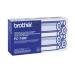 Brother PC-74RF Thermotransferrolle PC-74RF 4977766058117