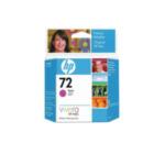 HP C9399A 72 69-ml Magenta DesignJet Ink Cartridge inktcartridge Origineel Normaal rendement 735029215189