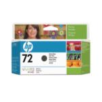 HP C9403A 72 Origineel Mat Zwart 808736779746