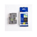 Brother TZ-334 Tape gelamineerd 12mm labelprinter-tape 4977766685702
