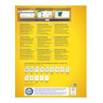Zweckform 4781 Avery Universele Etiketten, wit, 97,0 x 42,3 mm, permanent klevend 4004182047811