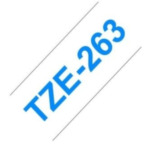 Brother TZE263 TZe-263 labelprinter-tape 4977766685603