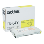 Brother TN-04Y Yellow Toner 6600pagina's Geel 4977766618984