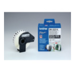 Brother DK-22214 Doorlopende papiertape 12 mm 803235949126