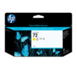 HP C9373A 72 gele DesignJet inktcartridge, 130 ml 808736779821