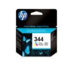 HP C9363EE 344 1 stuk(s) Origineel Normaal rendement Cyaan, Magenta, Geel 884962780565