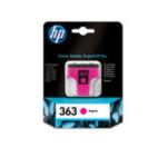 HP C8772EE#BA1 363 Magenta inktcartridge 829160798301