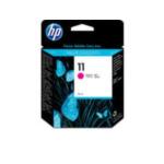 HP C4837A 11 inktcartridge 1 stuk(s) Origineel Normaal rendement Magenta 882780600805