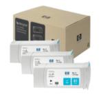 HP C5067A 81 cyaan DesignJet kleurstofinktcartridges, 680 ml, 3-pack 808736596480