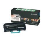 Lexmark X463H11G X46x 9K retourprogramma tonercartridge 734646317535