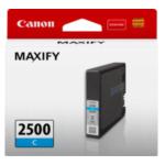 Canon 9301B001 PGI-2500C 9.6ml Cyaan inktcartridge 4549292005295