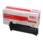 Oki 43460221 Yellow Image Drum for C3520/C3530 MFPs printer drum Original 4948570057856
