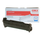 Oki 43460207 43460207 15000pagina's Cyaan printer drum 5031713032090