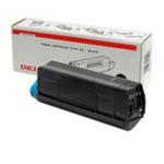Oki 42804508 Toner Black 3000sh f C5200 5400 Origineel Zwart 1 stuk(s) 5031713025801