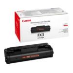 Canon 1557A003BA FX-3 Origineel Zwart 1 stuk(s) 8714574981338
