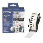 Brother DK-22214 Doorlopende papiertape 12 mm 803235949126