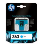 HP C8771EEBA1 363 Origineel Cyaan 1 stuk(s) 8291607982024