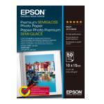 Epson C13S041765 Premium Semi-Gloss Photo Paper - 10x15cm - 50 Vellen 4053162269910