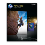 HP Q5456A Advanced Photo Paper, glanzend, 25 vel, A4/210 x 297 mm 882780349551