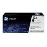 HP Q2612A Q2612A 2000 pagina's Zwart tonercartridge 808736558136