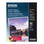 Epson C13S041261 Matte Paper Heavy Weight, DIN A3, 167g/m², 50 Vel 4053162269644