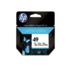HP 51649AE 49 inktcartridge 1 stuk(s) Origineel Cyaan, Magenta, Geel 4053162254985