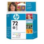 HP C9403A 72 matzwarte DesignJet inktcartridge, 130 ml 808736779746