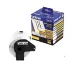 Brother DK-11202 Verzendlabels papier 62 x 100 mm labelprinter-tape 4977766628143